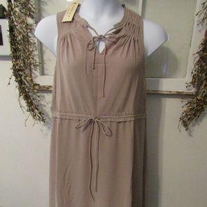 Gilli brand A-line Mocha Dress
